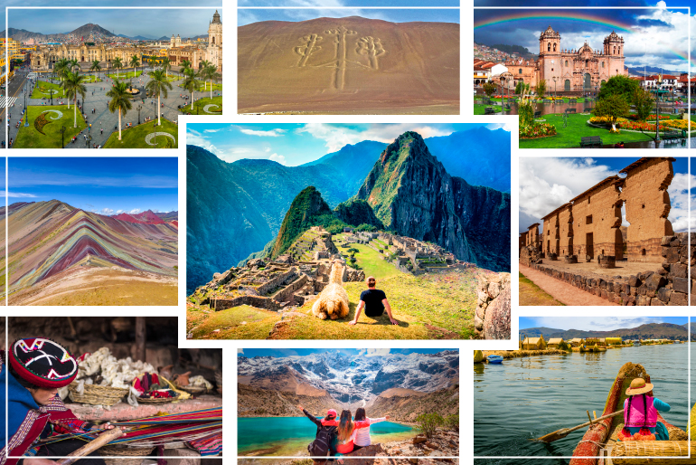 Peru in 25DAYS OFF THE BEATEN TRACK!